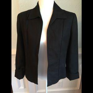 Anne Klein 💯% Linen Blazer Jacket